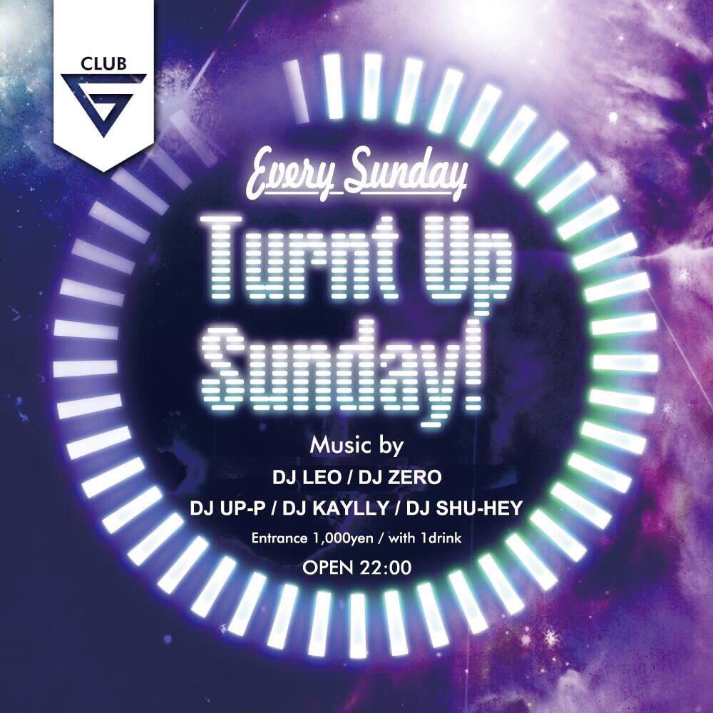 Turnt Up Sunday